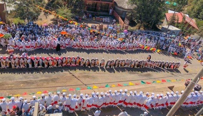 festivals in lalibela